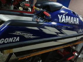 Yamaha Jetsky Con Accesorios Piesitos Brazo De Aluminio