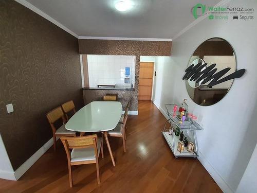 Prazer E Conforto Você Desfruta Neste Lindo Apartamento No Ocian Em Pg - 2444