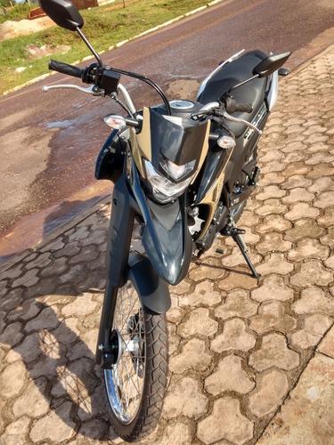 Imagem 1 de 9 de Yamaha Xtz 250 Lander Bluef