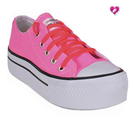 Zapatillas Plataforma Convertite En 1 Star By Shoes Bayres