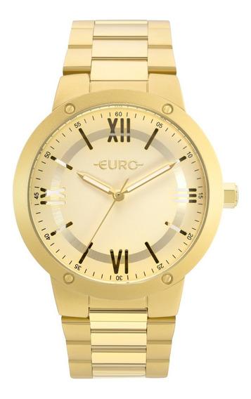 Relógio Euro Feminino Metal Trendy Eu2035ymu/4d