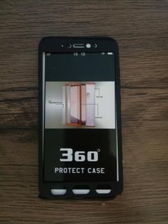 Capa Case 360 Xiaomi Redmi 5a 64gb Cor Black+1 Película