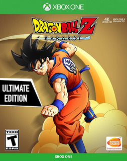 Dragon Ball Z Kakarot Edicion Ultimate - Digital - Xbox Ofe