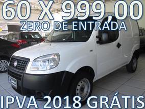 Fiat Doblo 1.4 Flex Cargo Zero De Entrada +60 X 999,00 Fixas