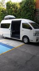Renta De Autobuses Camionetas Toyota Y Sprinter De Pasajeros