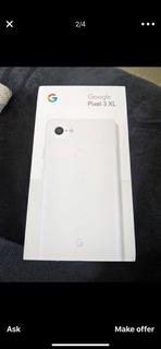 Smartphone Google Pixel 3 Xl 64gb Desbloqueado