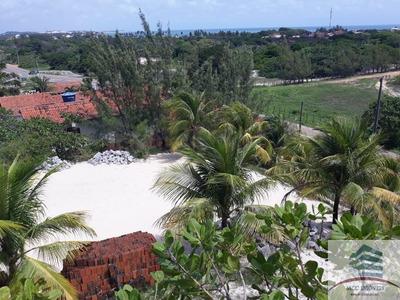Terreno A Venda Na Praia De Jacumã