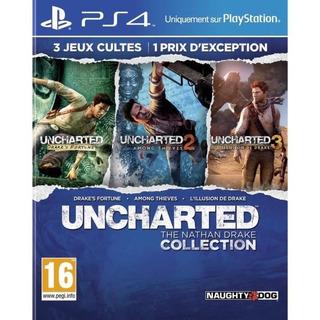 Uncharted The Nathan Drake Collection ~ Ps4 Digital Español