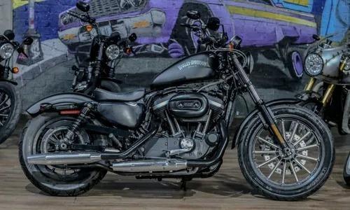 Imagen 1 de 8 de Harley Davidson Sportster Iron 2014