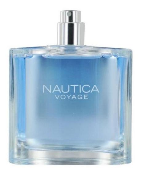 Perfume Nautica Voyage Tester De 100 Ml Originales