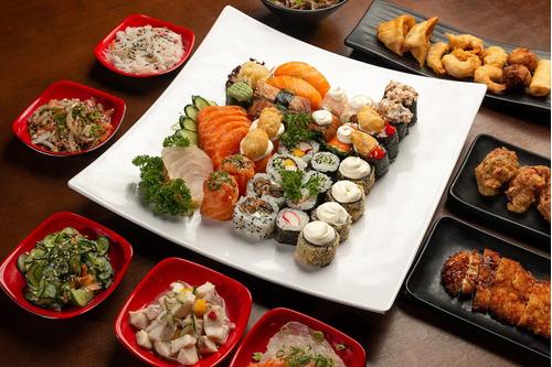 Imagem 1 de 10 de Eventos Festa Em Casa Toshi Sushi Bar  Serviço De Catering
