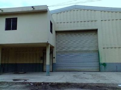 Bodega En Renta Colonia La Fe San Nicolas De Los Garza Nuevo Leon.