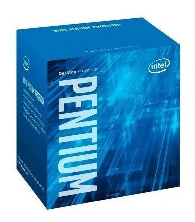 Proc Intel 1151 Pentium G4500 3.5ghz Box