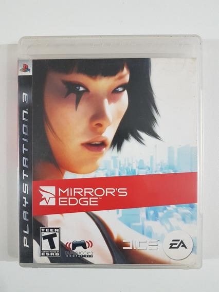 Mirrors Edge Mídia Física Original Para Playstation 3