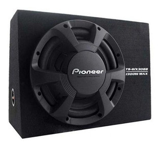 Subwoofer Con Cajón Pioneer 12 Ts-wx306b 1300 Watts Max 2019