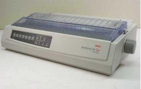 Impressora Matricial Oki 9 Agulhas 321 Turbo Paralela