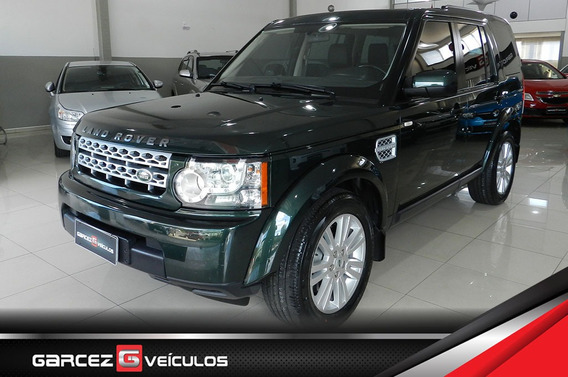 Discovery 4 3.0 S 4x4 Turbo Diesel Impecável Oportunidade