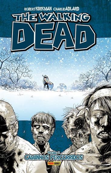 The Walking Dead Caminhos Percorridos Livro Robert Kirkman