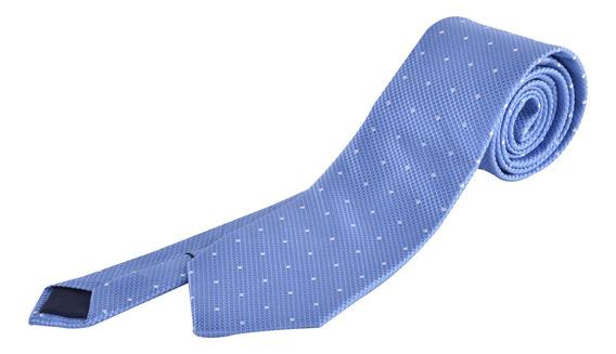 Corbata Michael Kors Hombre 7ke91304-455 Azul