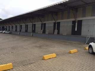 Galpão Comercial Para Locação, Espinheiros, Itajaí. - Ga0004