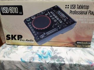 Controlador Bandeja Skp Usd 6010!! Impecables Como Nuevas!!