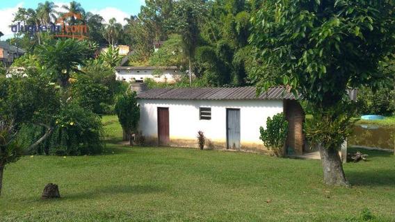 Chácara Com 3 Dormitórios À Venda, 2720 M² Por R$ 500.000,00 - Jardim Santa Fé (zona Sul) - São Paulo/sp - Ch0111
