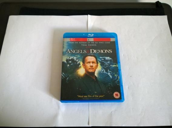 Angels & Demons Bluray Region B