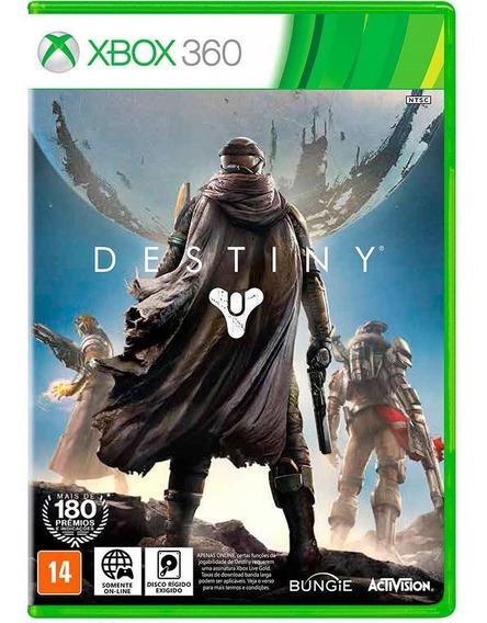 Destiny Xbox 360 Original Novo Lacrado 100% Português