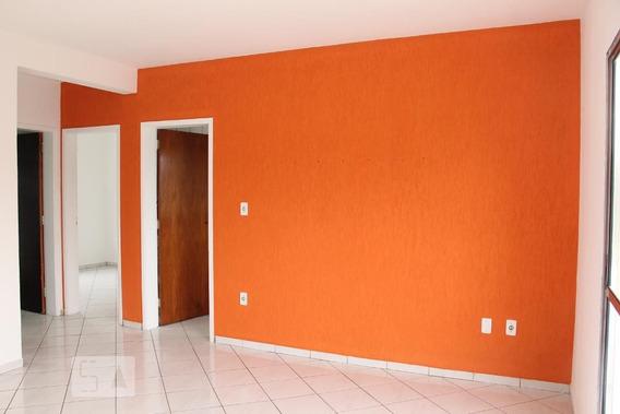 Apartamento No 4º Andar Com 2 Dormitórios E 1 Garagem - Id: 892968765 - 268765