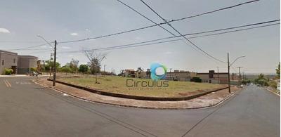 Terreno Residencial À Venda, Residencial E Comercial Palmares, Ribeirão Preto. - Te0908