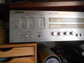 Radio, Phillips Music Centre 997 - Para Retirada De Peças