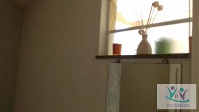 Casa Para Venda Em Mogi Das Cruzes, Vila Lavínia, 3 Dormitórios, 1 Suíte, 3 Banheiros, 2 Vagas - Ca0307