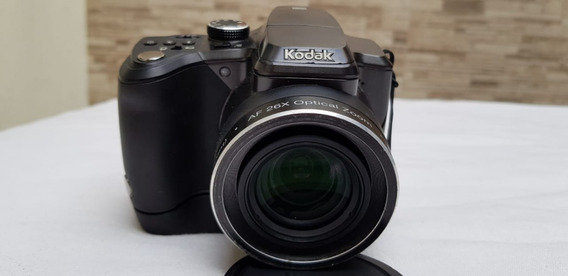 Câmera Semi-profissional Kodak Easyshare Z981.