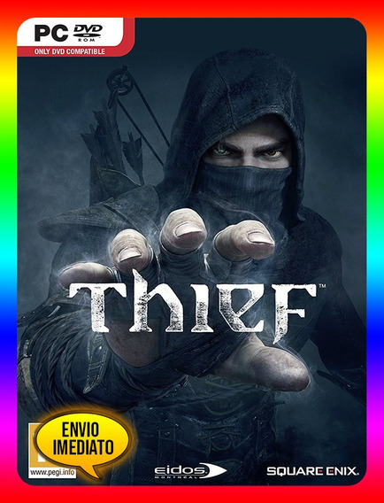 Thief Pc - Steam Key (envio Já)