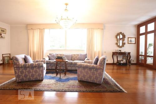 Apartamento À Venda - Higienópolis, 3 Quartos,  390 - S893005246