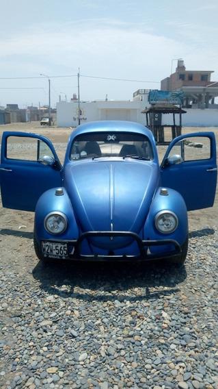 Volkswagen Escarabajo Vochito Escarabajo