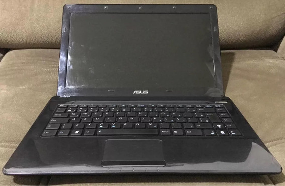 Notebook Asus I3 4gb 500gb 14