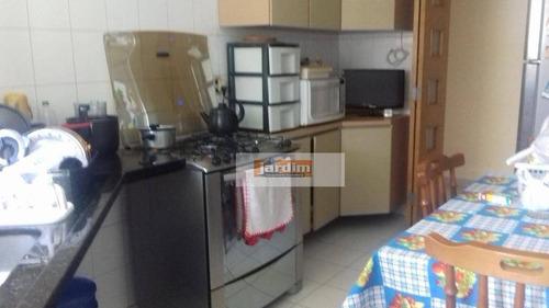 Cobertura Com 3 Dormitórios À Venda Por R$ 850.000 - Vila Baeta Neves - São Bernardo Do Campo/sp - Co1132