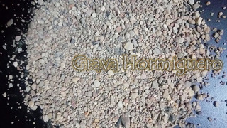 Grava Hormiguero 10kg Sellado Sustrato Acuario Plantado Envi