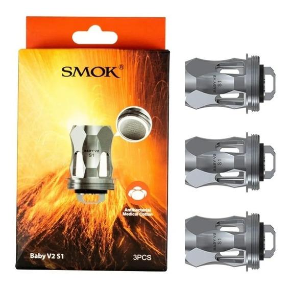 Kit C/3 Coil Para Stick V9 Max V2 S1 Smok - Original
