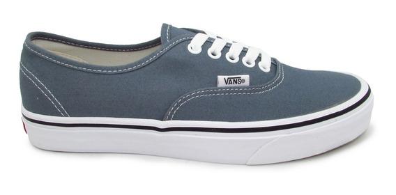 Tenis Vans Authentic Vn0a38em2lj Goblin Blue True White