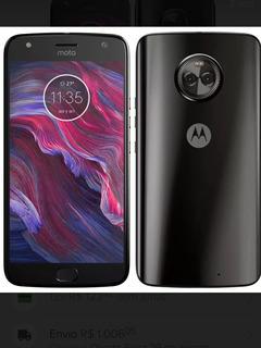 Smartphone Moto X4 32 Gigas