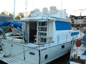 Barco Crucero Pedroni Madera Tinglado