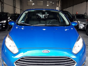 Ford Fiesta Kinetic Design 1.6 120c Titanium Les Automotores