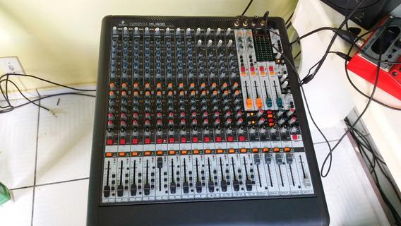 Mesa De Som - Mixer Xenyx Xl1600 Behringer - De Home Studio