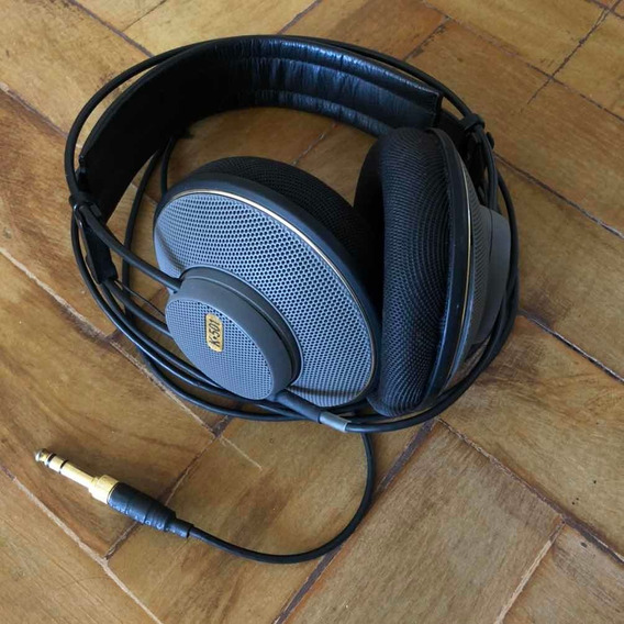 Headphone Akg K501