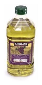 Aceite De Semilla De Uva Comestible 2 Litros Kirkland Se