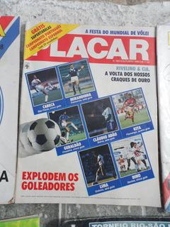 Revista Placar Numero 854 - 06/10/1986