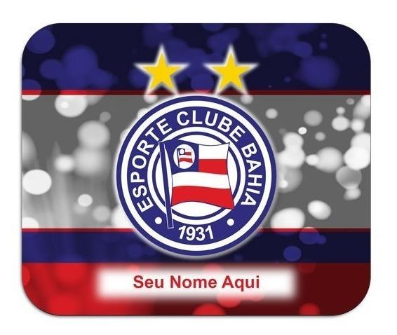 Mouse Pad Personalizado Esporte Clube Bahia 02