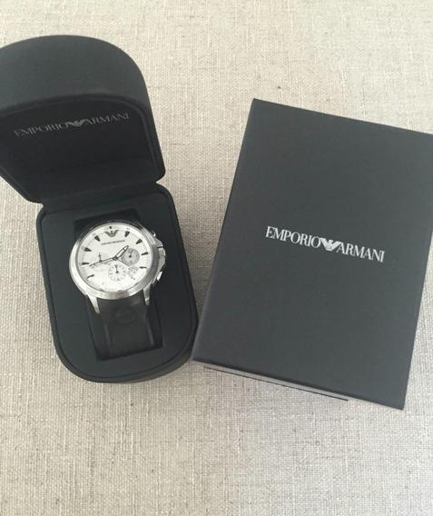 Relógio Empório Armani Cronografo